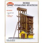 Model Power 410 Bors Coaling Station Building Kit